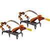 Climbing Technology Mini Crampon 6P - Crampons - 6P orange/noir